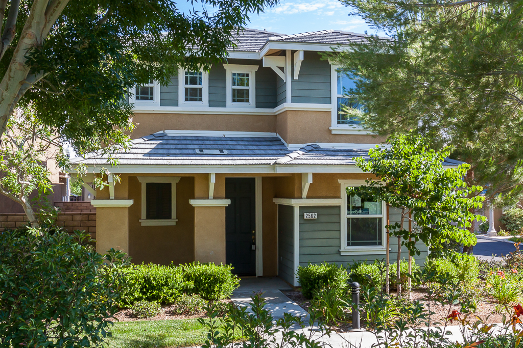 Palmdale Townhome